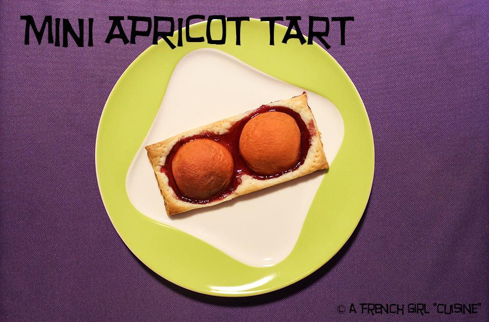 Little Apricot Tarts