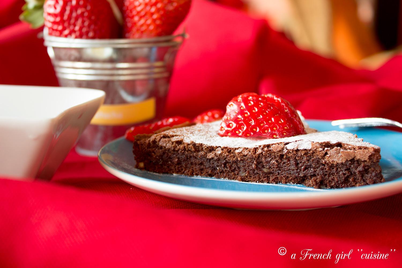 La Reine de Saba - a delicious French cake
