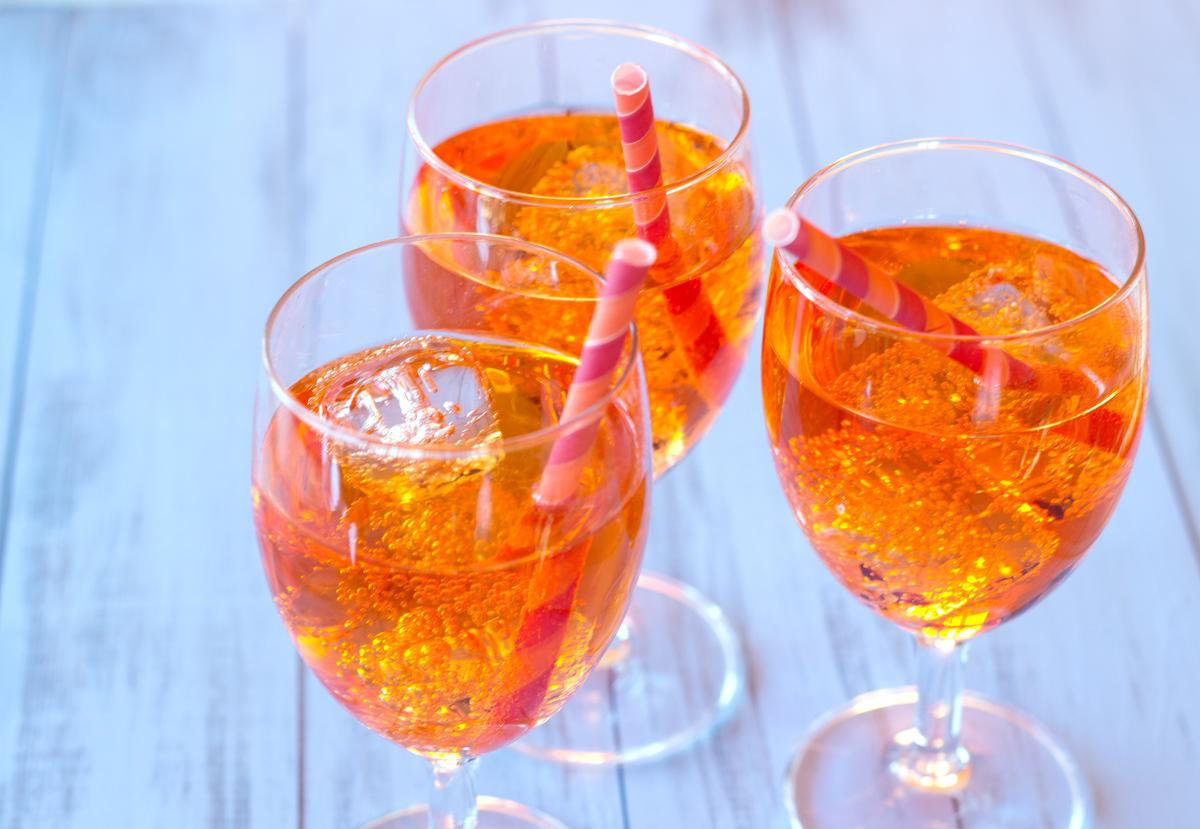 Cocktail Recipe: The Schiedam Spritz