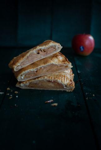 French Auvergnate JAZZ Apple Pie recipe