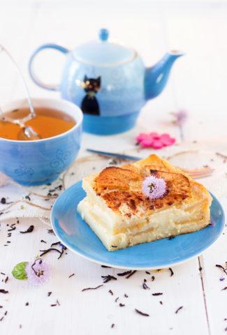 Apple Far Breton recipe