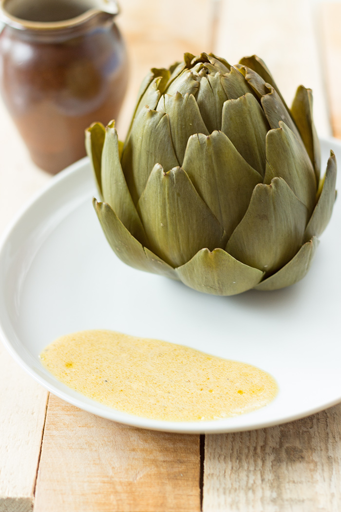 Artichoke vinaigrette dressing recipe