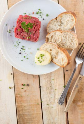 Classic Homemade Beef Tartare
