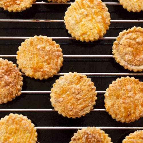 Breton butter biscuit recipe