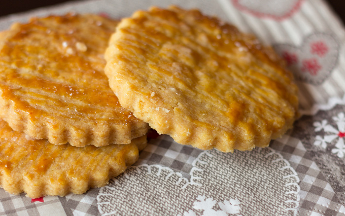 Breton butter biscuit recipe