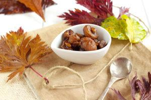 Caramelised Chestnuts