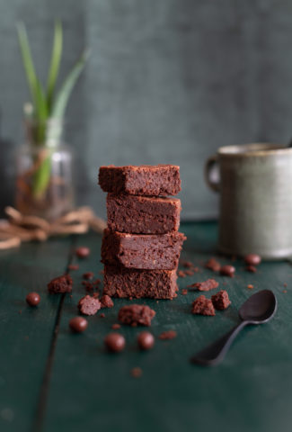 Chocolate squares recipe