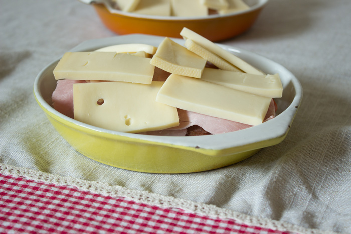 Croûte au fromage Suisse