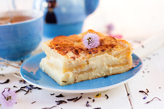 Far breton aux pommes {recette}