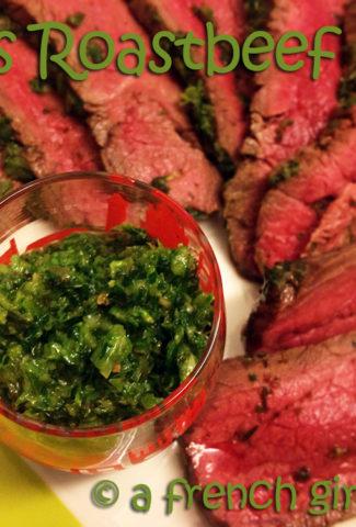 Herbs Roastbeef