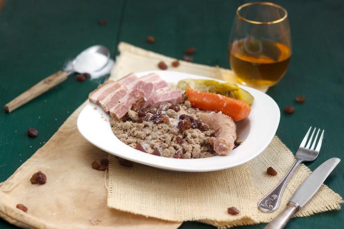Kig ha farz or Grandma Godec Breton couscous