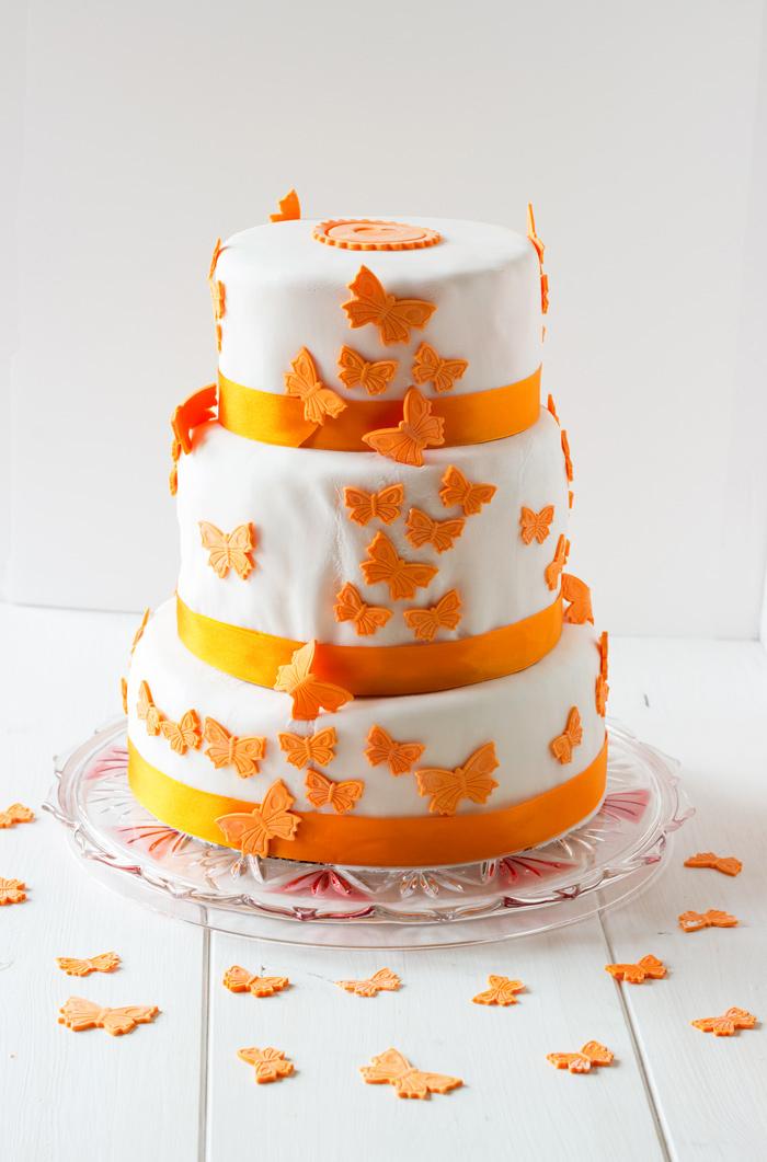 Recette Gateau De Mariage Ou Wedding Cake