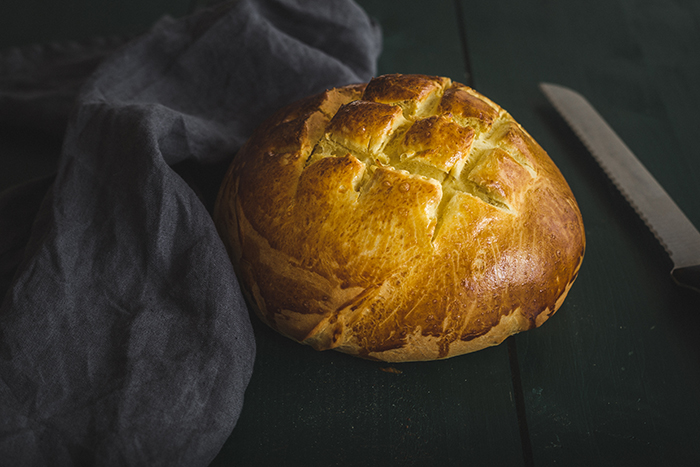 Saffron bread recipe : Swiss Cuchaule