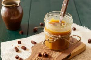 Salted butter caramel sauce recipe