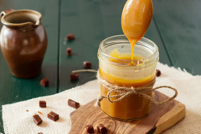 Salted butter caramel recipe