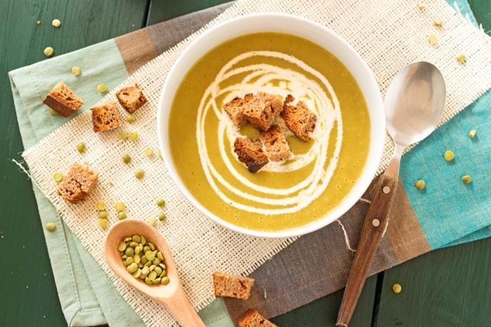 Spilt pea soup recipe