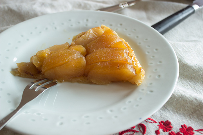 The best French Apple Tart – The Tart Tatin à ma façon!